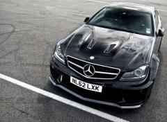 Cars C63 Black Series