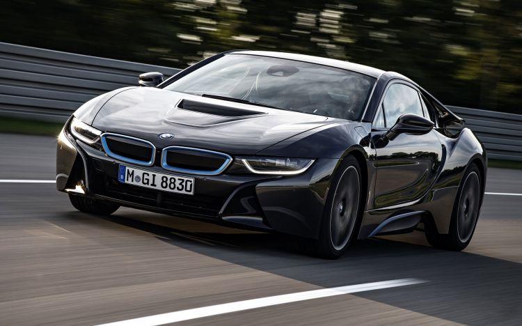 Fonds d'écran Voitures BMW BMW i8