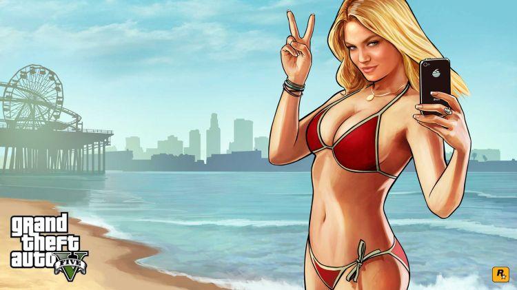 Fonds d'écran Jeux Vidéo GTA 5 gta-5