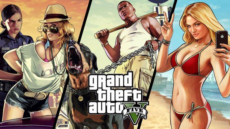 Wallpapers Video Games GTA 5 gta 5