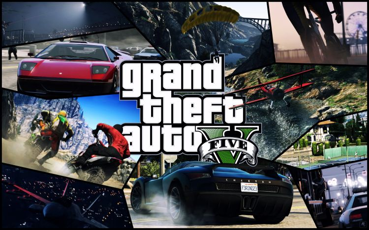 Wallpapers Video Games GTA 5 gta 5