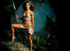 Célébrités Femme jennifer lopez la chasseuse