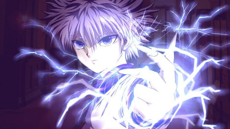 Fonds d'écran Manga Hunter x Hunter kirua