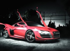 Digital Art AUDI CAR