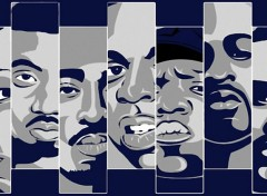 Musique Big L, Tupac, Jay Z, Biggie Smalls, Nas, Rakim, Big Pun