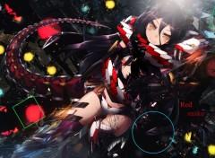 Manga red snake