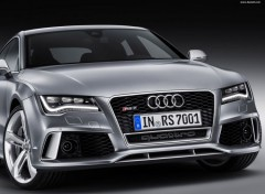 Cars Audi RS7 quattro 2014