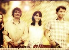 Séries TV Ingrid, José, Jeanne et Nicolas