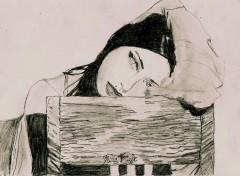 Art - Crayon Demi Kovac-Rene