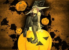 Manga Soul Eater special halloween !