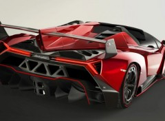 Voitures Lamborghini Veneno Roadster