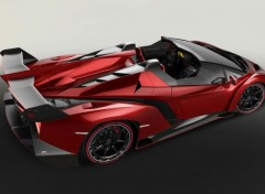 Cars Lamborghini Veneno Roadster