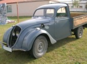 Voitures Peugeot 202 Pick-up