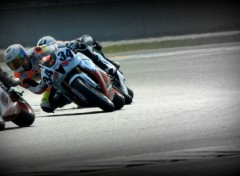 Motos SuperBike 2013 circuit Bugatti (Le Mans)
