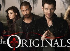 Séries TV Fond d'écran de la série: The Originals