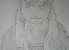 Art - Pencil Dessin de Naruto