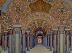 Art - Painting ART BRUT LaM  V.D'ASCQ