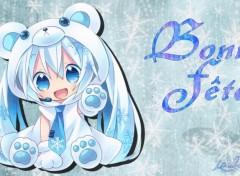 Manga Bonne fêtes