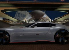Video Games Mercedes AMG Vision Gran Turismo