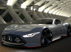 Video Games Mercedes AMG Vision Gran Turismo