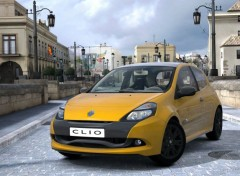 Video Games Renault Clio 3 RS Phase 2