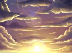 Art - Numérique sky