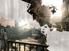 Video Games Assassin's Creed II Desk Background