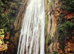 Nature Cascades de Kefrida - Béjaia