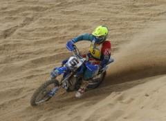 Motos ronde des sables