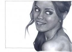 Art - Crayon Mila Kunis