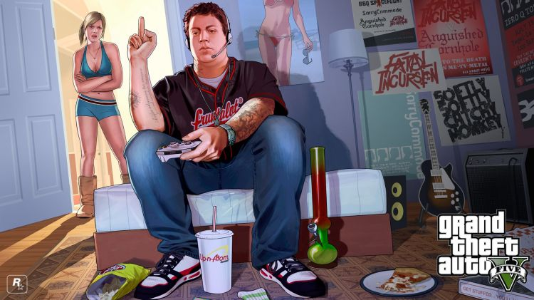 Wallpapers Video Games GTA 5 Wallpaper N°367258