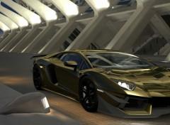 Video Games Lamborghini Aventador LP 700-4 '11