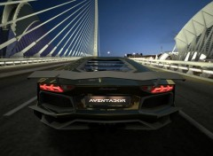 Video Games Lamborghini Aventador LP 700-4 '11