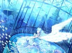 Manga Ange aquatique
