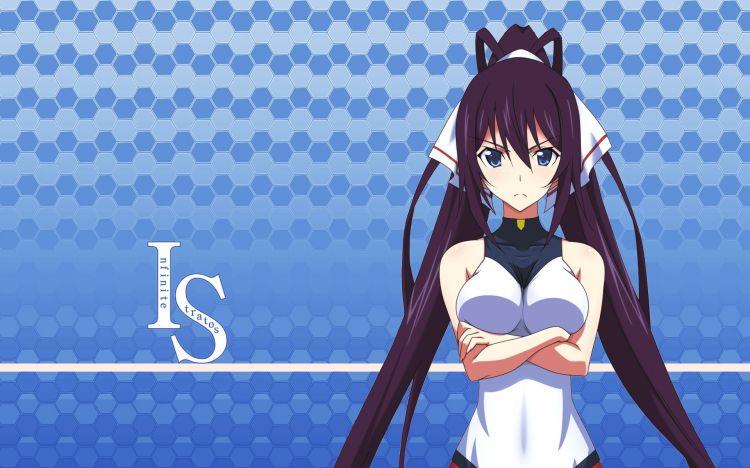 Fonds d'écran Manga Infinite Stratos Infinite Stratos