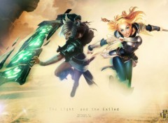 Jeux Vidéo The Light and The Exiled