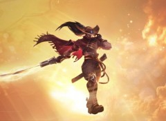 Video Games Yasuo de  League of Legend