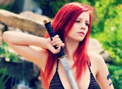 People - Events Erza IRL (In real life) - Edit cosplay