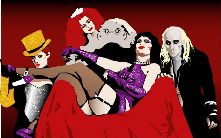 Wallpapers Movies Wallpapers The Rocky Horror Picture Show