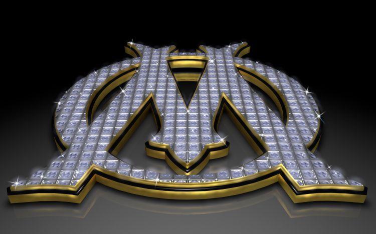 Fonds d'écran Sports - Loisirs OM Marseille Gold