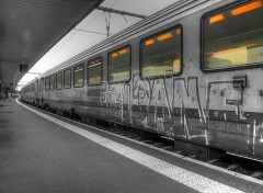 Various transports Gare aux Tag