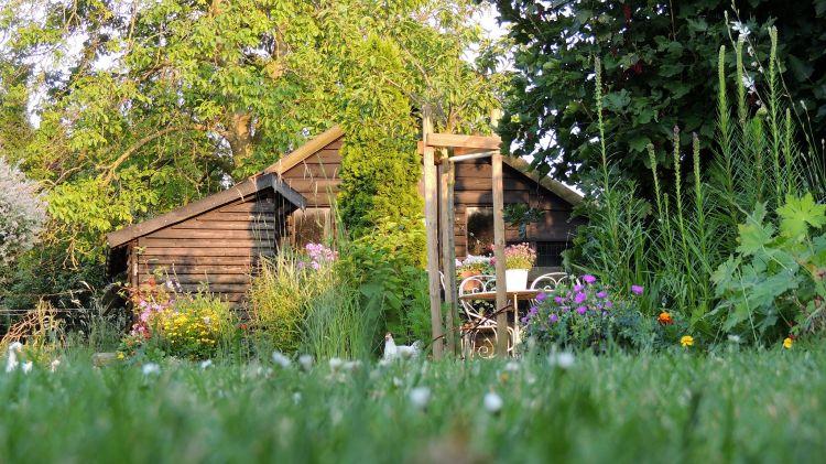 Fonds d'écran Nature Parcs - Jardins Jardin