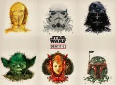 Cinéma Star Wars Identities