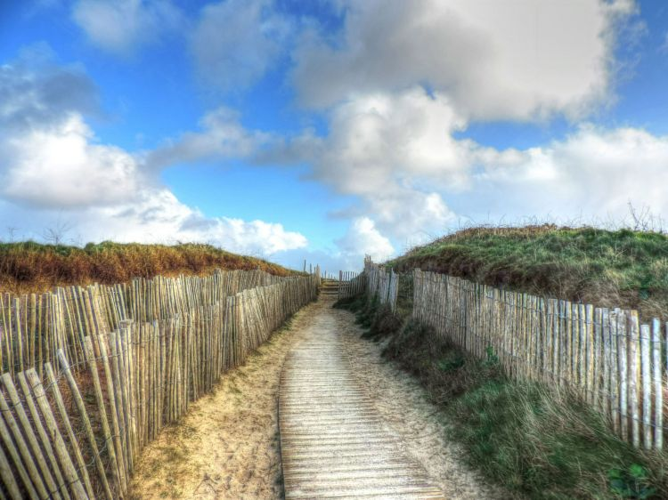 Fonds d'écran Nature Mers - Océans - Plages Wallpaper N°370916