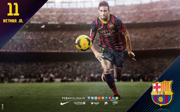 Fonds d'écran Sports - Loisirs FC Barcelone Wallpaper N°371113