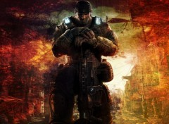 Video Games Gears Of War 3