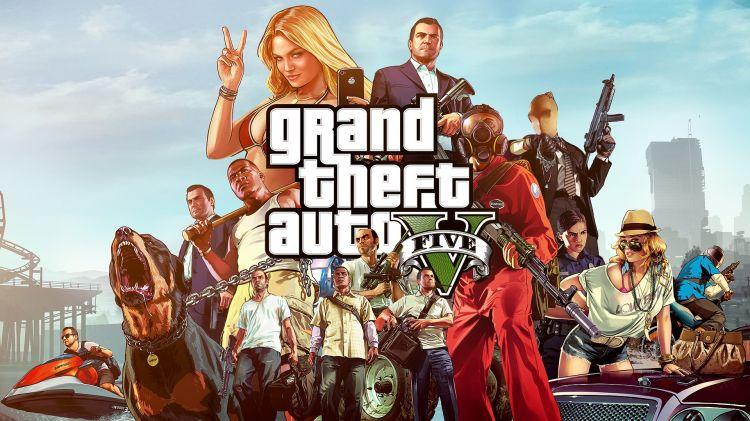 Fonds d'écran Jeux Vidéo GTA 5 Wallpaper N°372385