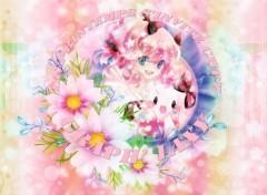 Manga Spring Theme
