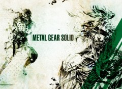Video Games Wallpaper  metal gear solid