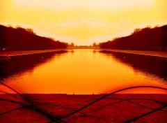 Nature lac de Versaille